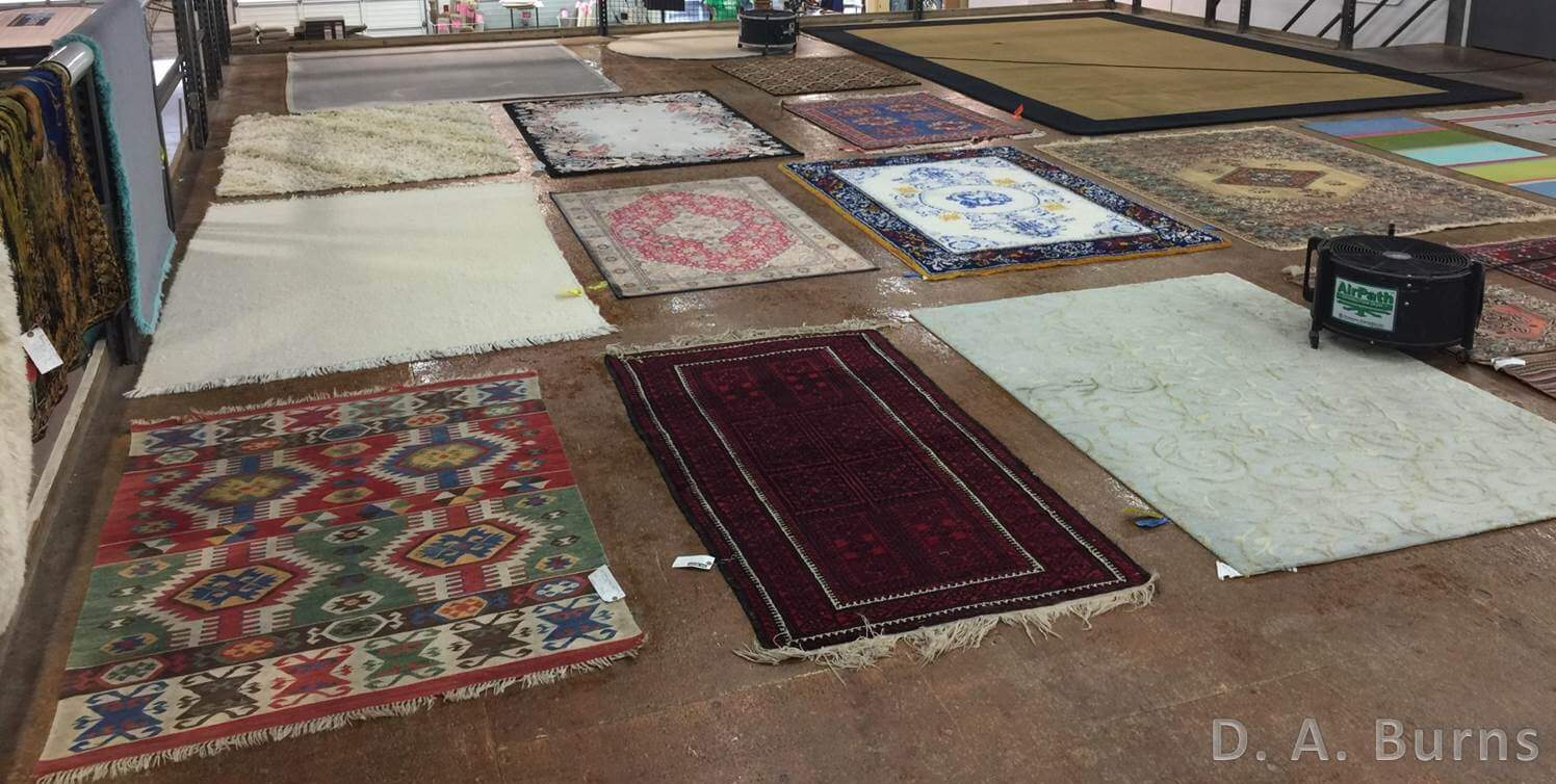 Oriental Amp Area Rug Cleaning D A Burns Carpet Cleaners