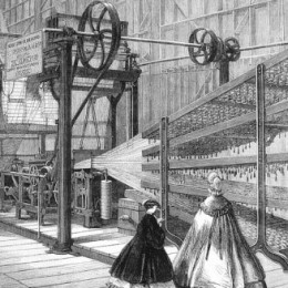 The American Carpet Industry - A Brief History