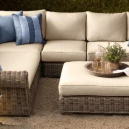 Outdoor Furniture and Area Carpets
