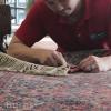 Hand Rug Repair Amp Reweaving D A Burns Carpet Cleaners