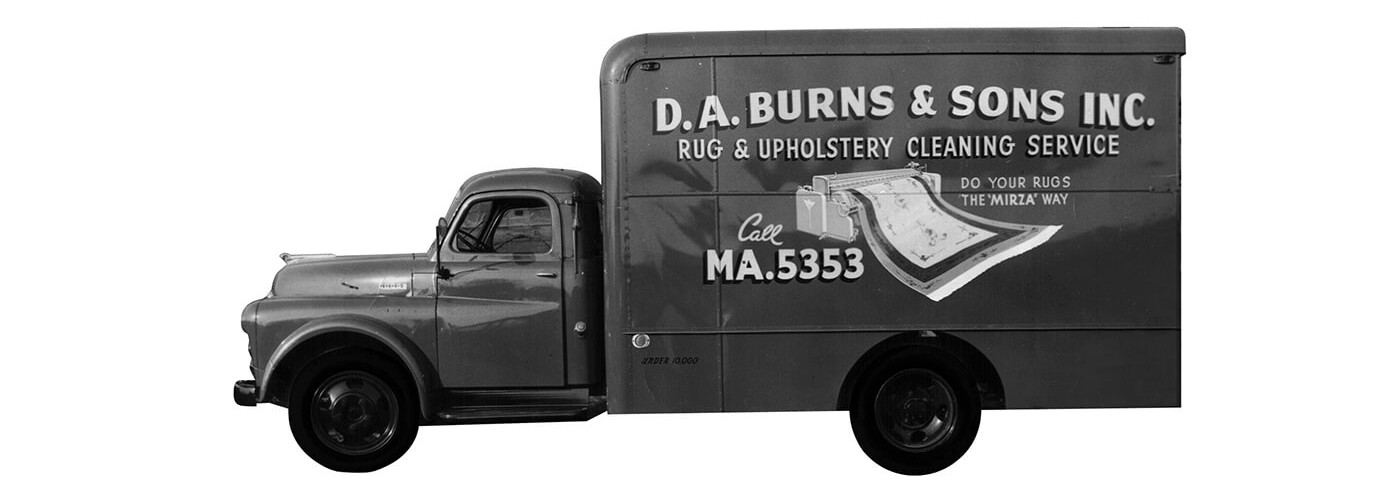 Our History D A Burns Carpet Cleaners In Bellevue Wa