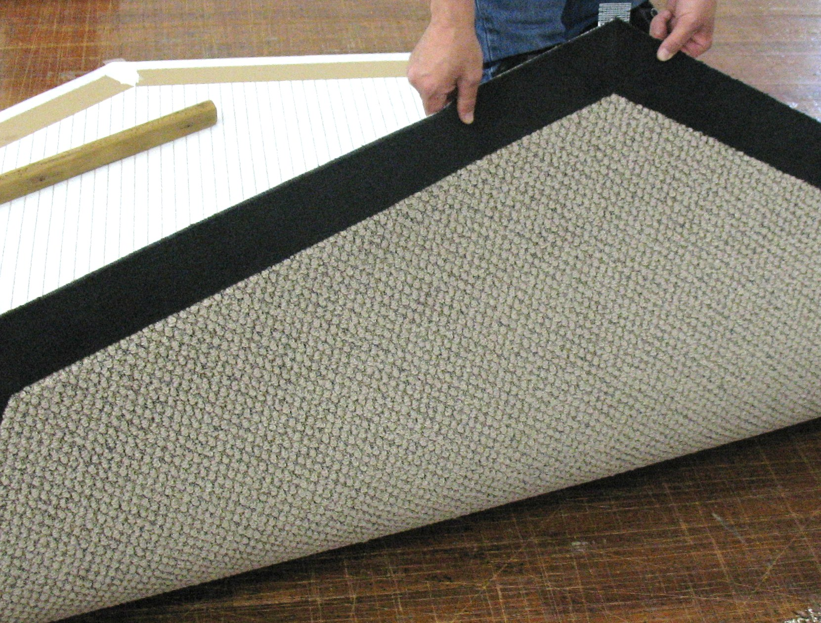 Custom Carpet Fabrication D A Burns Carpet Cleaners In